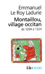 Livre numrique Montaillou, village occitan de 1294  1324