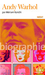 Livre numrique Andy Warhol