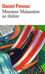 Livre numrique Monsieur Malaussne au thtre