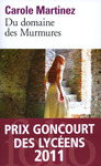 Livre numrique Du domaine des Murmures
