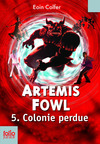 Livre numrique Artemis Fowl (Tome 5) - Colonie perdue