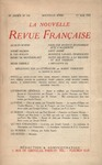 Livre numrique La Nouvelle Revue Franaise N&#x27; 116 (Mai 1923)