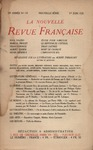 Livre numrique La Nouvelle Revue Franaise N&#x27; 117 (Juin 1923)