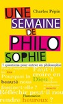 Livre numrique Une semaine de philosophie