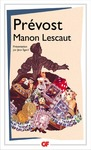 Livre numrique Manon Lescaut