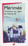 Livre numrique Chronique du rgne de Charles IX