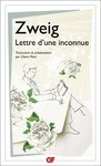 Livre numrique Lettre d&#x27;une inconnue