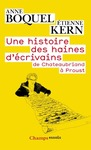 Livre numrique Une histoire des haines d&#x27;crivains