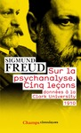 Livre numrique Sur la psychanalyse - Cinq lecons