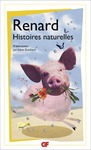Livre numrique Histoires naturelles