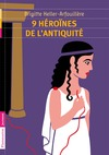 Livre numrique 9 hrones de l&#x27;Antiquit