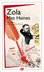 Livre numrique Mes Haines