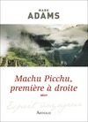 Livre numrique Machu Picchu, premire  droite