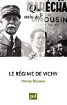 Livre numrique Le rgime de Vichy