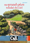 Livre numrique Un grand-pre tomb du ciel