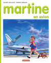 Livre numrique Martine en avion