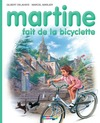 Livre numrique Martine fait de la bicyclette