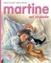 Livre numrique Martine est malade