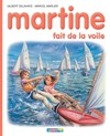 Livre numrique Martine fait de la voile