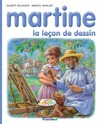 Livre numrique Martine, la leon de dessin