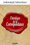 Livre numrique Chronique de la correspondance