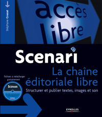 Livre numrique Scenari - La chane ditoriale libre