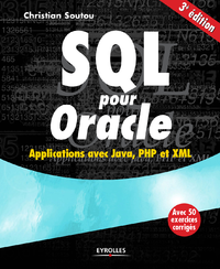 Livre SQL pour Oracle