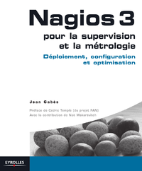 Livre numrique Nagios 3 pour la supervision et la mtrologie