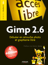 Livre numrique Gimp 2.6