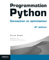 Livre numrique Programmation Python