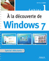 Livre numrique A la dcouverte de Windows 7