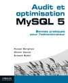 Livre numrique Audit et optimisation MySQL 5
