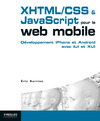 Livre numrique XHTML/CSS et JavaScript pour le web mobile