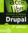 Livre numrique Concevoir et dployer ses sites web avec Drupal