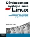 Livre numrique Dveloppement systme sous Linux