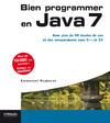 Livre numrique Bien programmer en Java 7