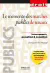 Livre numrique Le mmento des marchs publics de travaux
