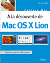 Livre numrique A la dcouverte de Mac OS X Lion