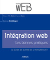 Livre numrique Intgration web - Les bonnes pratiques
