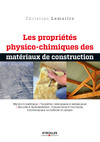 Livre numrique Les proprits physico-chimiques des matriaux de construction