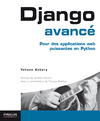 Livre numrique Django avanc
