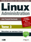 Livre numrique Linux Administration - Tome 3