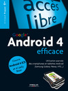 Livre numrique Google Android 4 efficace