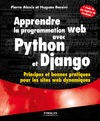 Livre numrique Apprendre la programmation web avec Python et Django