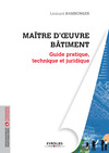 Livre numrique Matre d&#x27;oeuvre  btiment