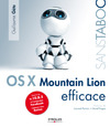 Livre numrique Mac OS X 10.8 Mountain Lion efficace