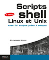 Livre numrique Scripts shell Linux et Unix