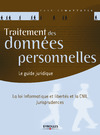 Livre numrique Traitement des donnes personnelles