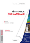 Livre numrique Rsistance des matriaux