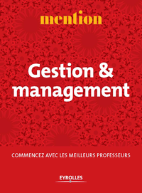 Livre Mention Gestion et management